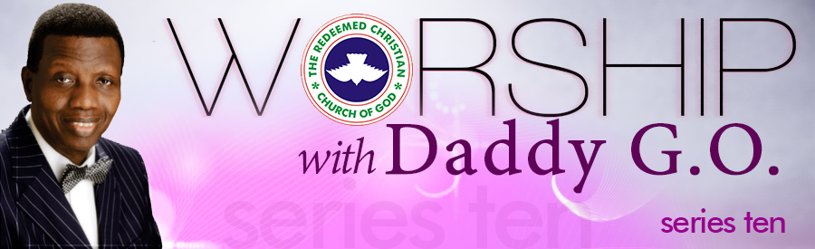 Worship with Daddy G. O. series 1 - 10